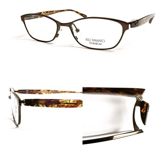 Kio Yamato Eyeglasses Frames : All Kiyo Yamato frames are made in Japan. Japan is the ...