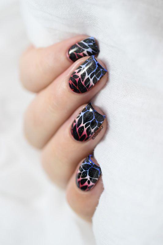Snippet Copper Tips The Nailasaurus: Patriotic Nails! Nail Art By Marine Loves Polish