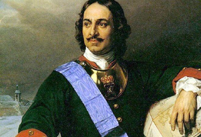Il ritorno di Pietro il Grande? E l'Italia?