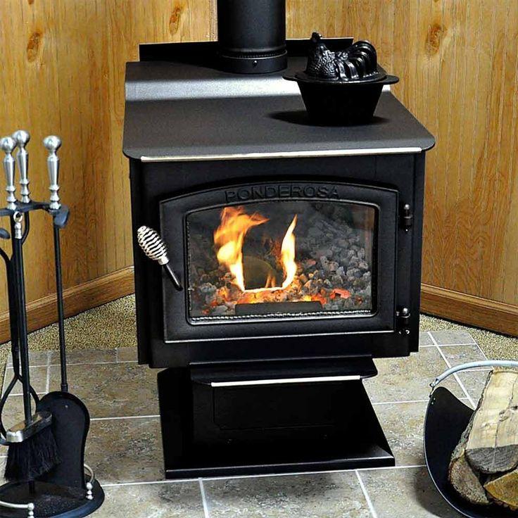Wood Stove Reviews...   Vogelzang Ponderosa wood stove review