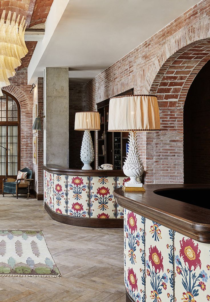 Drawing rooms · soho house barcelona barcelona