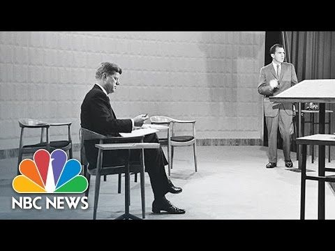 NBC News: Looks Matter In The First Televised Presidential Debate