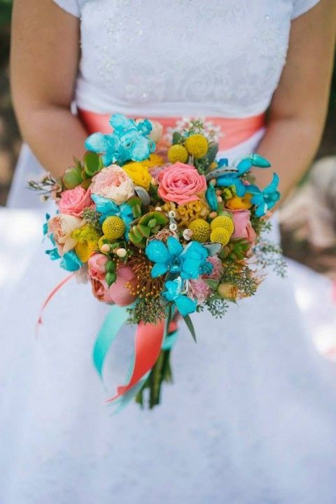 100 Amazing Summer Wedding Bouquets For Every Bride Summer