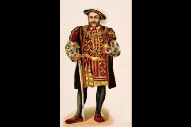 Little known facts about Henry VIII Colour illustration of Henry VIII c1509 (Popperfoto/Getty Images)