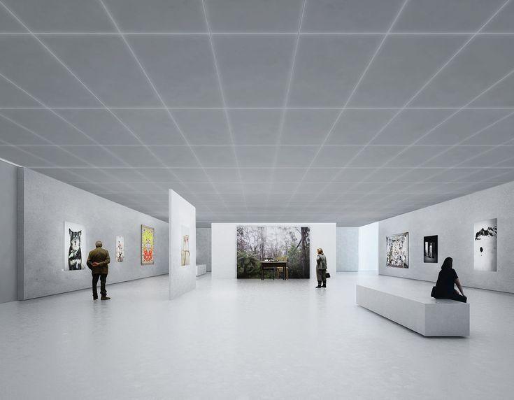 Aires Mateus Wins Competition to Design New Pôle Muséal of Lausanne,© Aires Mateus