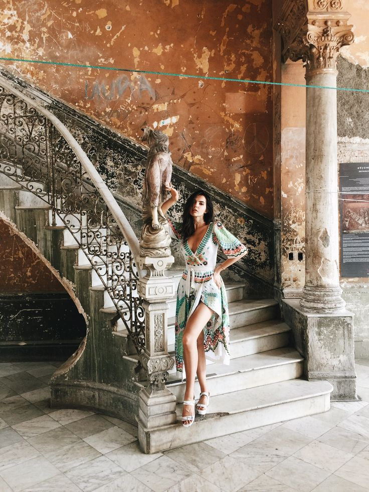 A Fashion Blogger's Guide to Cuba: Where to Eat, Play, and Stay via @WhoWhatWearUK