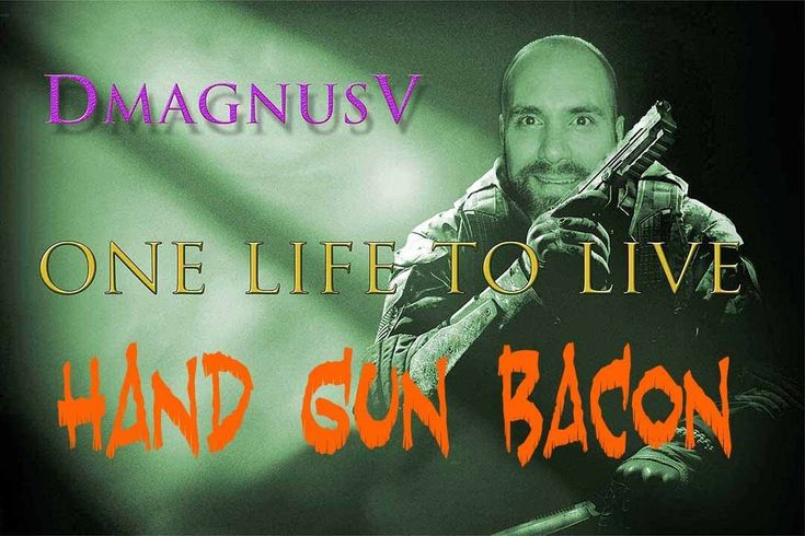 Call of Duty Black Ops 2 - One Life To Live - Hand Gun Bacon