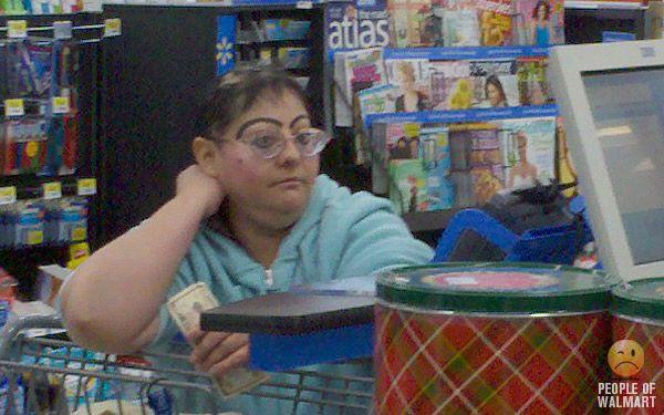 brow lady #2