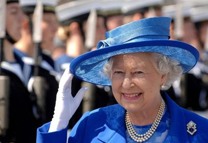 Queens Dimaond Jubilee