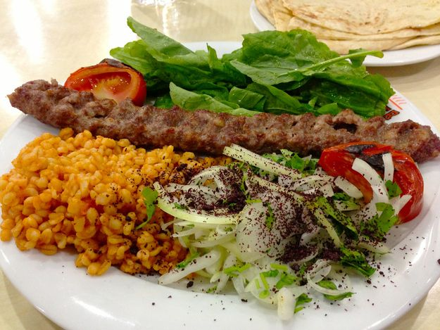 Adana Kebab /  21 Tantalizing Turkish Foods You'll Want Immediately (via BuzzFeed)