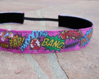 Popular items for superhero headband on Etsy