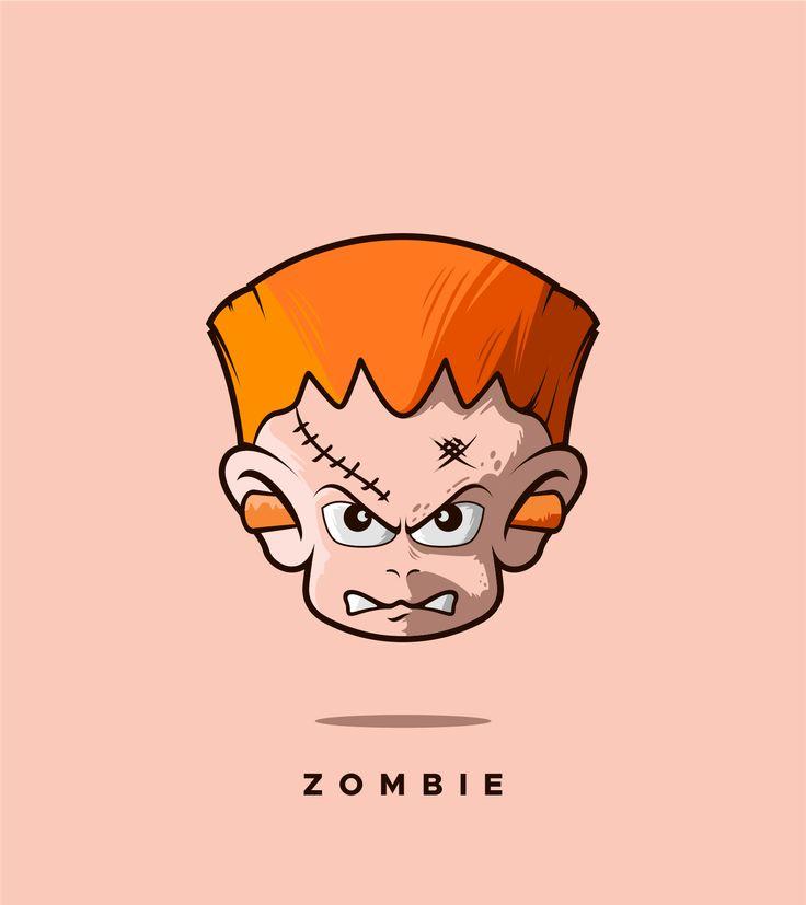 Zombie  instagram  : goraa_44