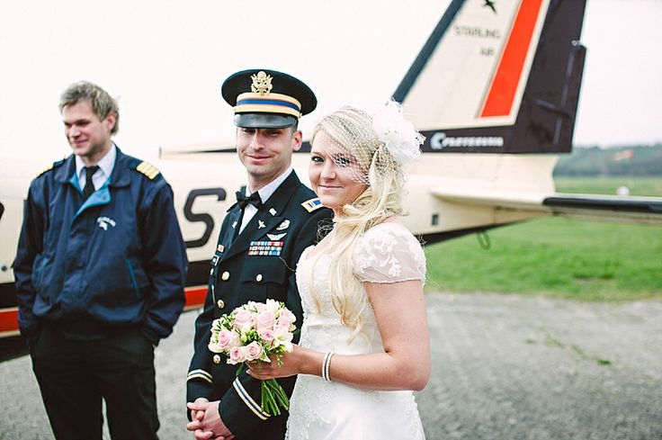 airplane wedding. www.getmarriedindenmark.com