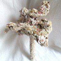 11 best Bridal bouquet beads images on Pinterest Bridal bouquets