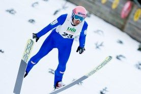 Skispringer Andreas Kofler | FIS Continental Cup Skispringen in Engelberg / Schweiz | Fotograf Kassel http://blog.ks-fotografie.net/pressefotografie/skispringer-nachwuchs-engelberg-schweiz-fotograf-kassel/