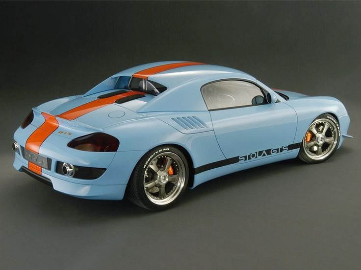 Stelan 986 targa project rendering - 986 Forum - for Porsche Boxster Owners and Others