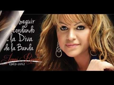 JENNY RIVERA MUSICA.  JOYAS PRESTADAS, CANCIONES COMPLETAS - YouTube