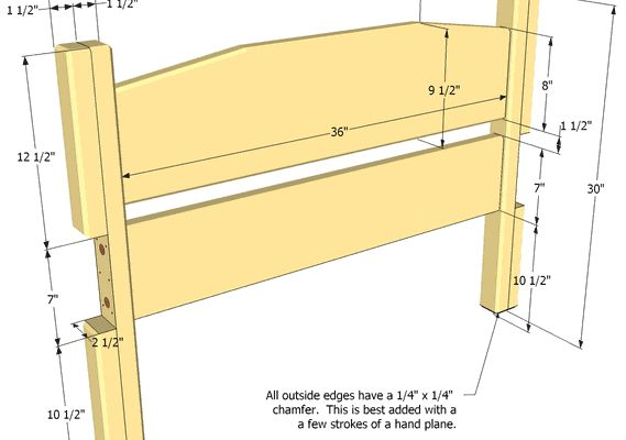 85 best Twin Bed Frame images on Pinterest | Queen beds, Single beds ...