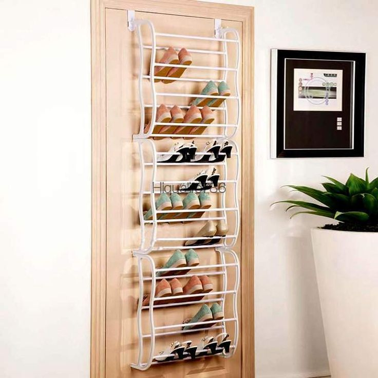Best 25 Hanging Shoe Rack Ideas On Pinterest Hanging Shoe Storage Pallet Mudroom Ideas And