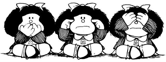 Diez tiras clásicas para iniciarse en la historieta  Mafalda, la gran creación de Quino.