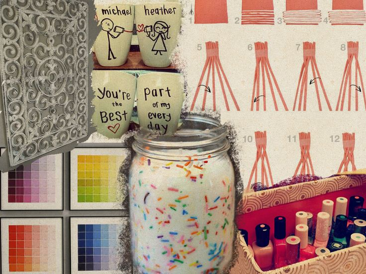 seven mind-blowing diy projects for your college budget