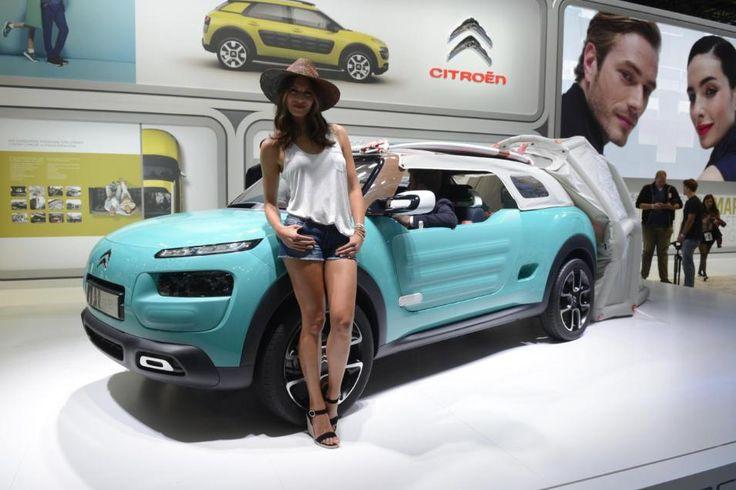 Citroen Cactus M Concept