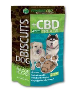 Pharma CBD Dog Treats - Natural Wayz For Life