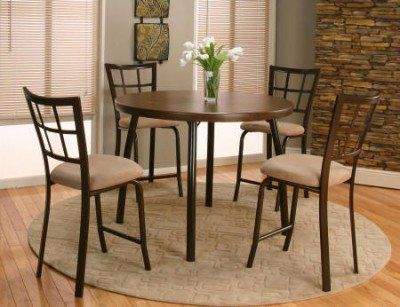 gg baxton studio 5 piece modern dining set 2. cramco vision 5 piece counter height dining set by cramco. $544.00. appealing style and gg baxton studio modern 2