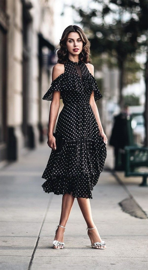 23abdf320f8 Самые модные повседневные платья 2018-2019 года