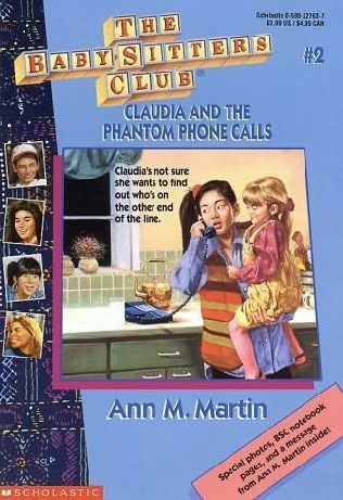The Babysitters Club by Ann M. Martin ~ Loved these books!: Phones Call, Phantom Phones, Babysitters Club, Mystery Phones, Reading, Books Worth, Baby Sitt Club, Babysitter Club, Bsc
