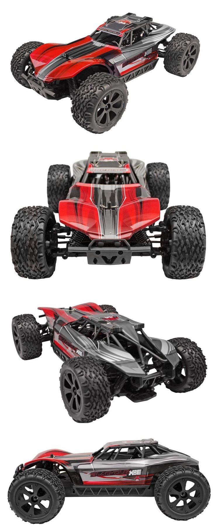 Cars Trucks and Motorcycles 182183: Redcat Blackout Xbe Pro 1 10 Scale Brushless Electric 2.4 Ghz Radio Rc Buggy Red -> BUY IT NOW ONLY: $219.99 on eBay!