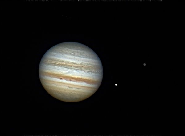 Jupiter And All Its 63 Moons - Pics about space