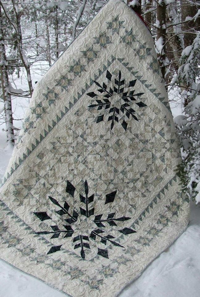 Winter Joy from Border Creek Station pattern