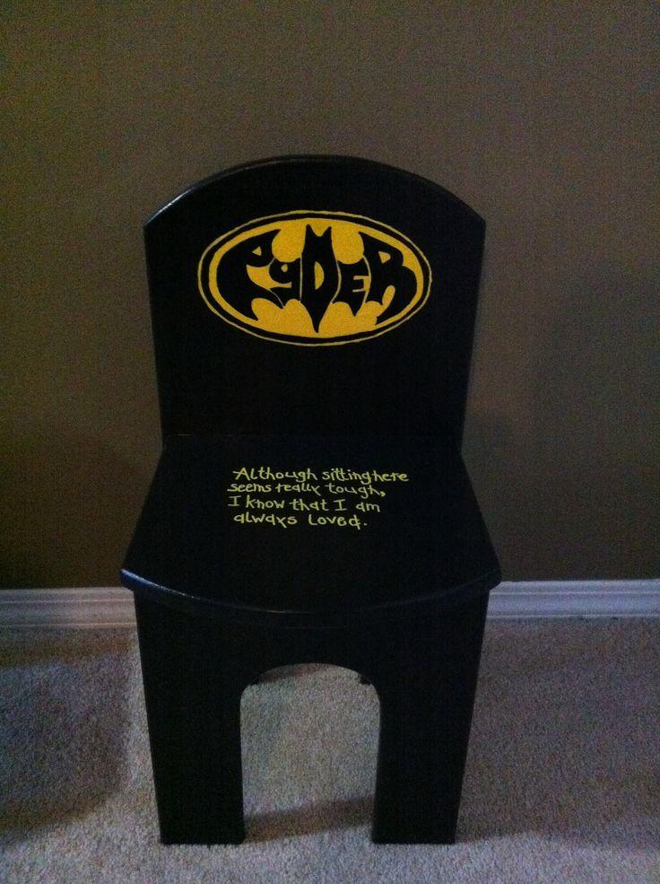 Batman Potty Seat