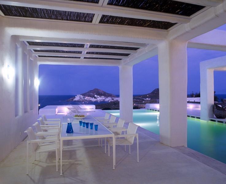 Charming Sea Side Villa Myconos   ZEGE ARCHITECTS Founded 1981, By Tasos Zeppos And  Eleni Georgiadi. The Wide Range Of Zege Architectsu0027 Activities Include ...
