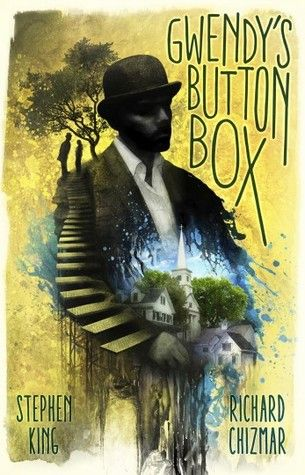 Gwendy's Button Box by Stephen King & Richard Chizmar is our Book of the Month for June 2017. There are three ways up to Castle View from the town of Castle Rock: Route 117, Pleasant Road…