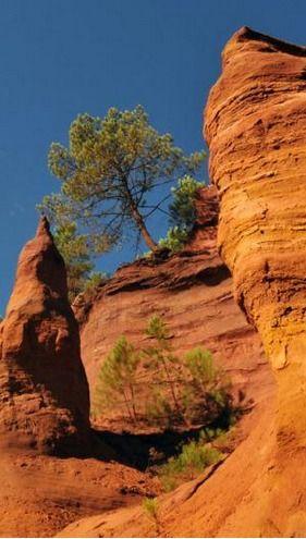 Le Grand Canyon ? Non, les ocres de l'Esterel !