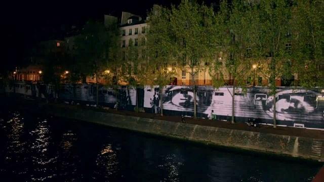 JR expo Paris de Women are Heroes by La Boite Concept. Expo septembre 2009