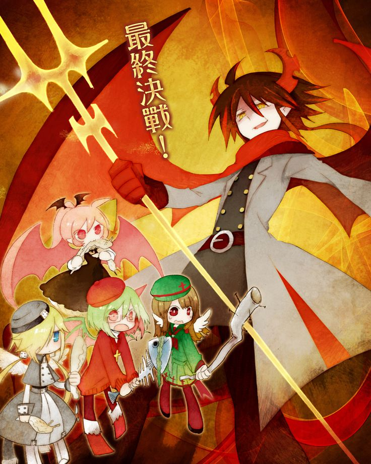 The gray garden. A cute and artsy rpg game. More series I wanna figure out X3