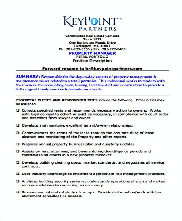 property management template sample change management resume what to know about your change management - Property Management Resume