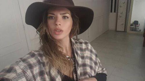 La actriz argentina Eugenia 'La China' Suárez, ¿nueva conquista de David Bisbal?