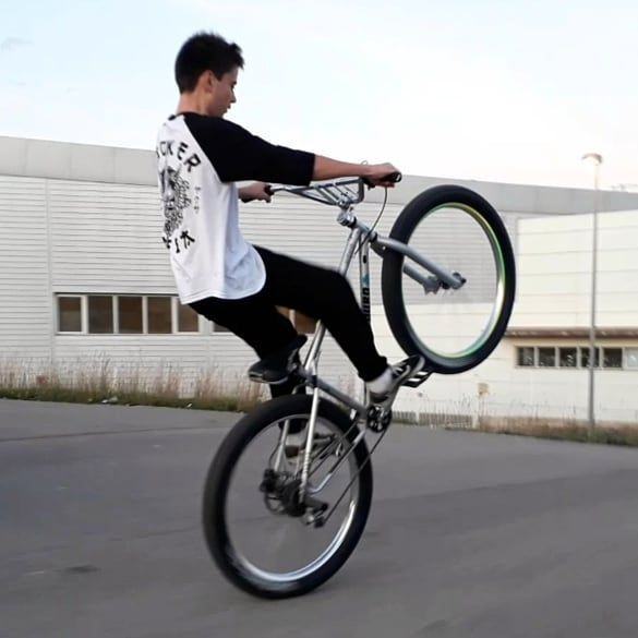Mafiabikes Street Elite Bomma 26 26 Inch Wheelie Bike 76 Bmx