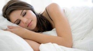 Mengindari Sakit Punggung Ketika Tidur