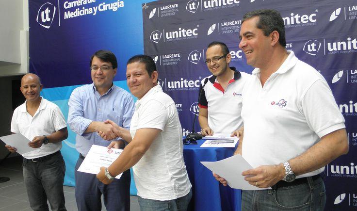 Unitec | La Universidad Global de Honduras? brindó una capacitación sobre Social Media miembros de todo el país de la Opp DH? en Tegucigalpa el pasado 4 de octubre. El curso fue impartido por el catedrático Mauricio Pineda.