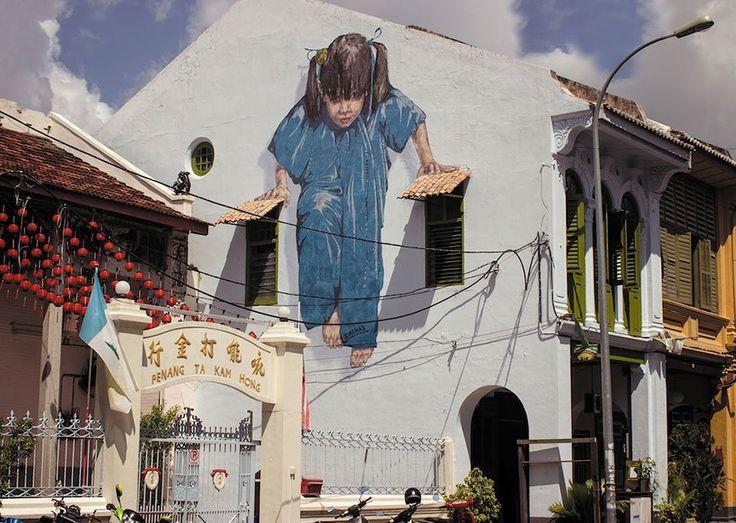 GIRL, GEORGE TOWN, MALAYSIA