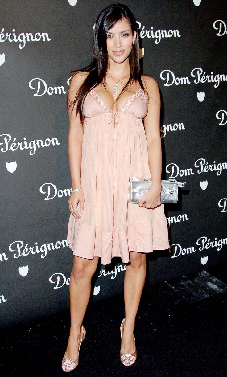 Kim Kardashian's Body Evolution: June 2, 2006