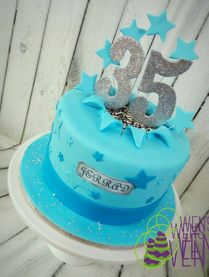 Best 25 35th Birthday Cakes Ideas On Pinterest 21