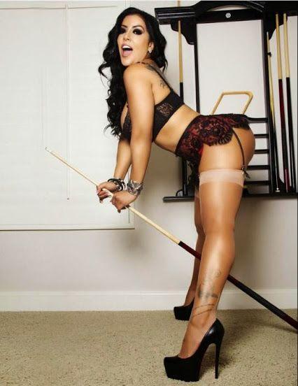 brunette latina