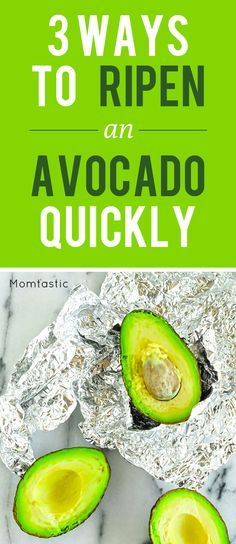 3 genius ways to ripen an avocado quickly