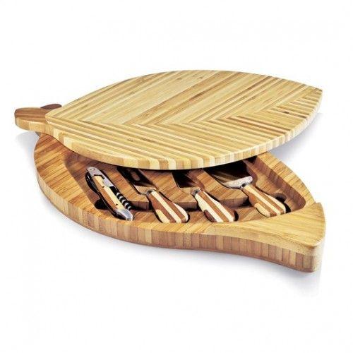 Leaf Cheese Board